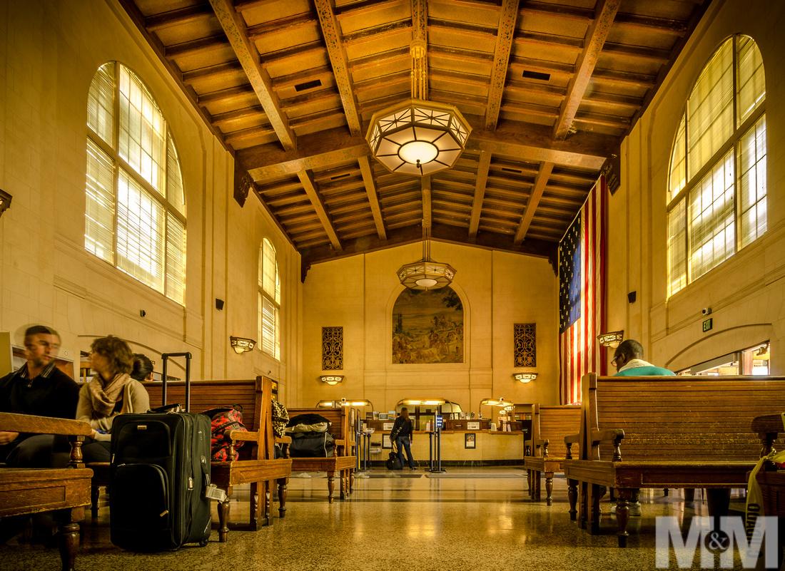 San Jose Train station (1 of 1)